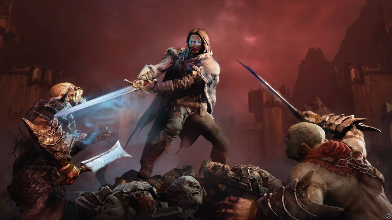 hands on Shadow of Mordor