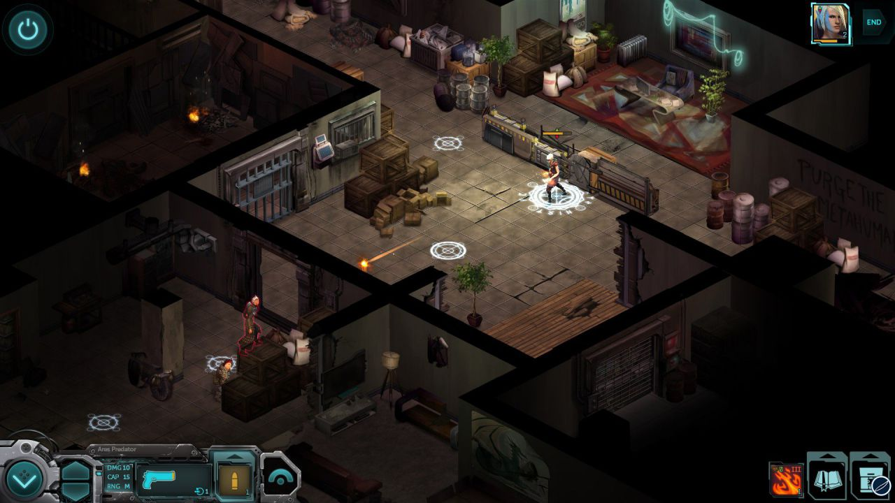 recensione Shadowrun Returns - Dragonfall