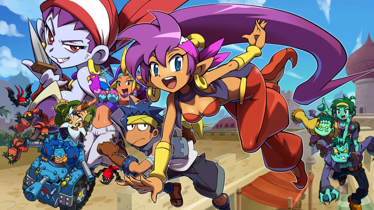 recensione Shantae and the Pirate's Curse