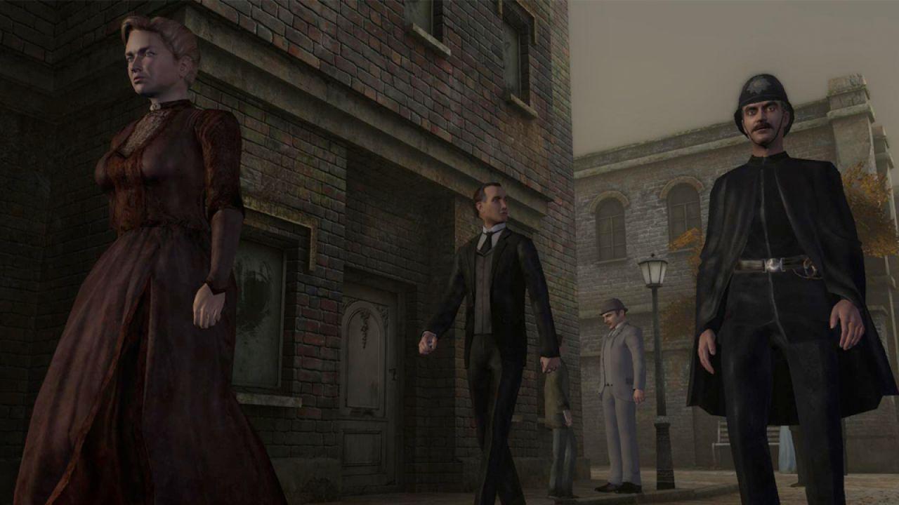 recensione Sherlock Holmes vs. Jack 'The Ripper'