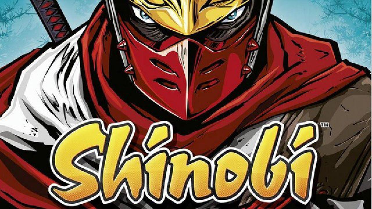 hands on Shinobi