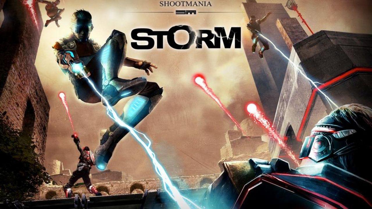 intervista Shootmania Storm