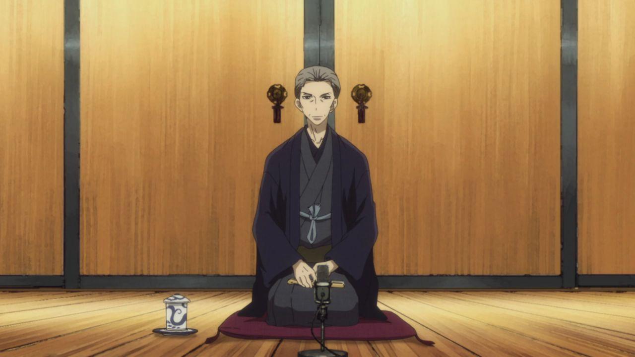 recensione Showa genroku rakugo shinju: un anime sul teatro tradizionale giapponese