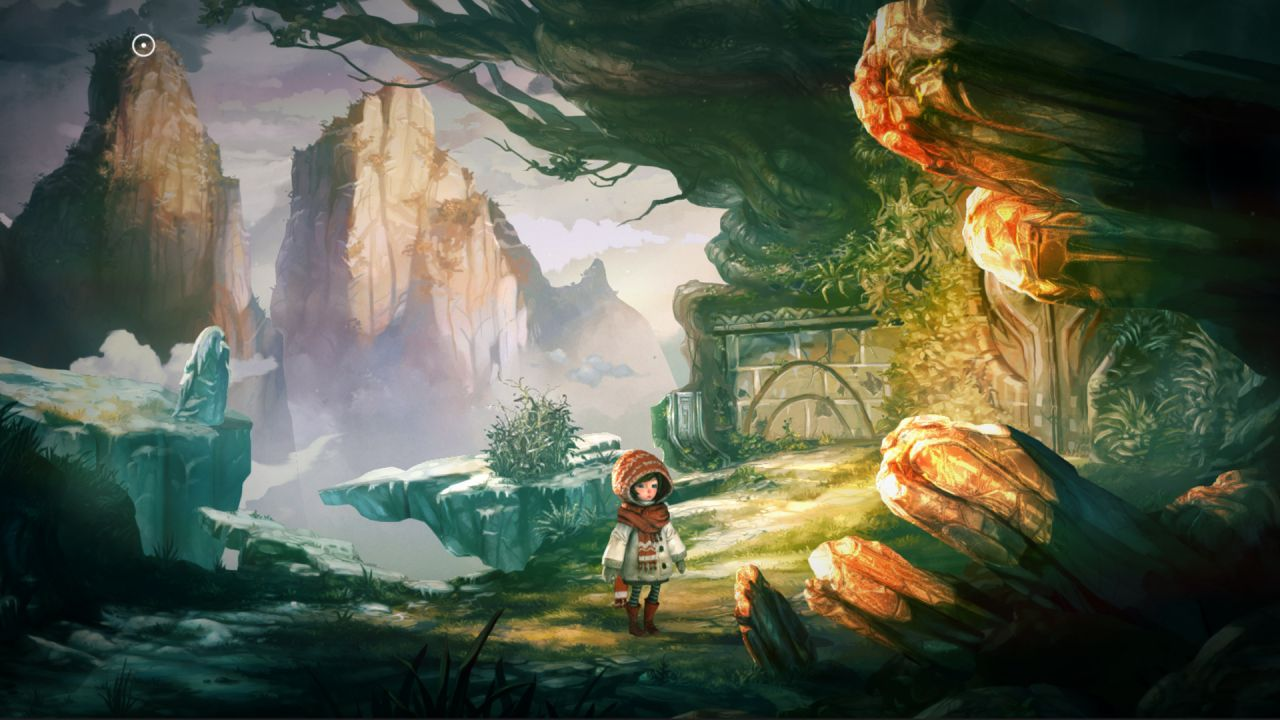 anteprima Silence: The Whispered World 2
