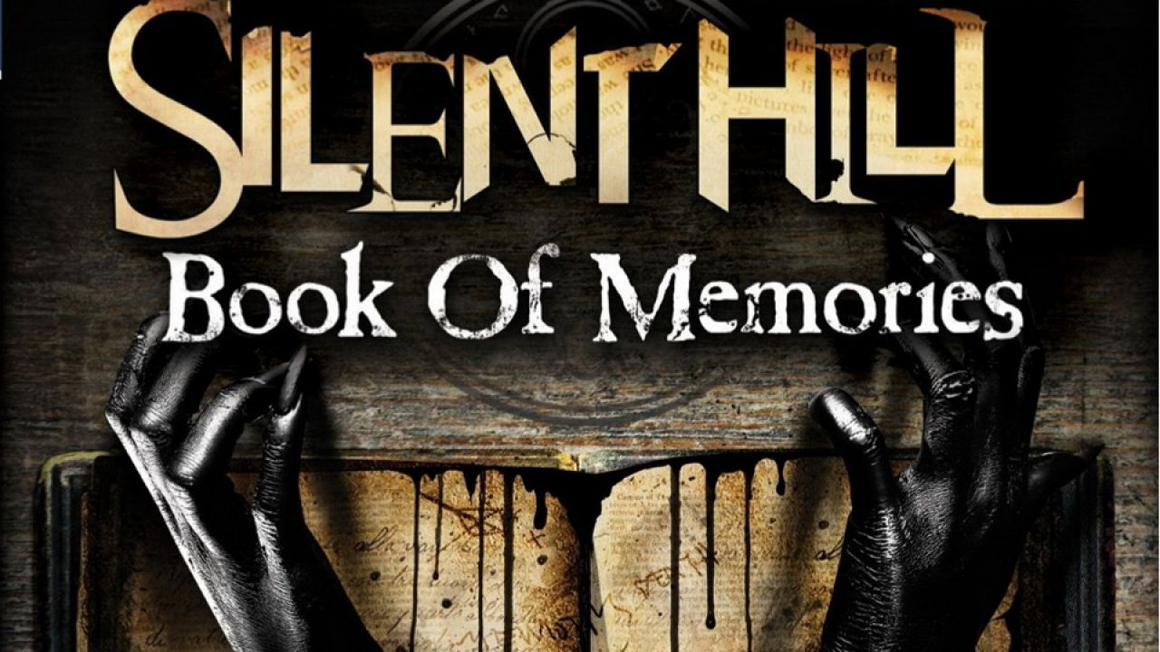 hands on Silent Hill: Book of Memories