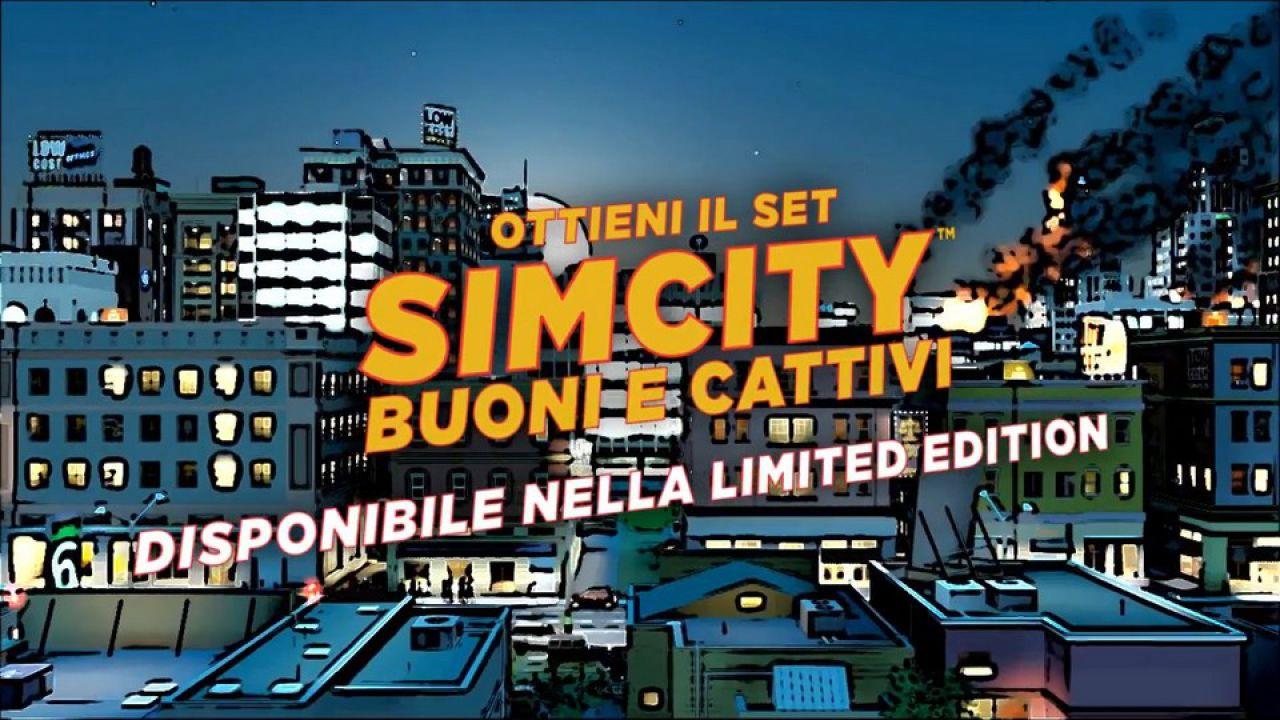 anteprima SimCity