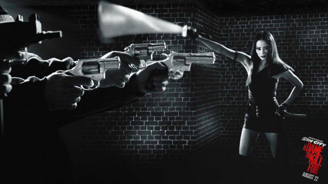 recensione Sin City: Una donna per cui uccidere
