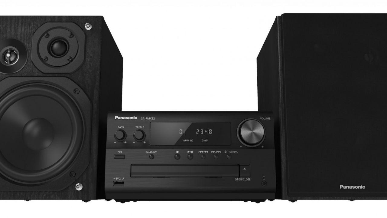 Sistemi audio panasonic 2017 tutti i nuovi prodotti in arrivo in italia - Sistemi audio casa ...