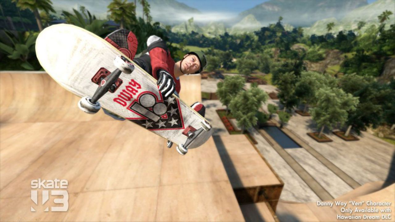 hands on Skate 3