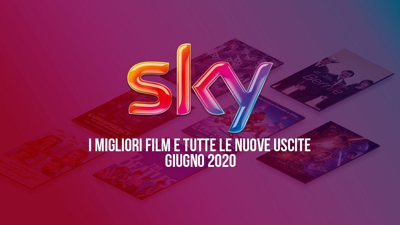 speciale Sky: i film di giugno 2020, da Alita a Un giorno di pioggia a New York