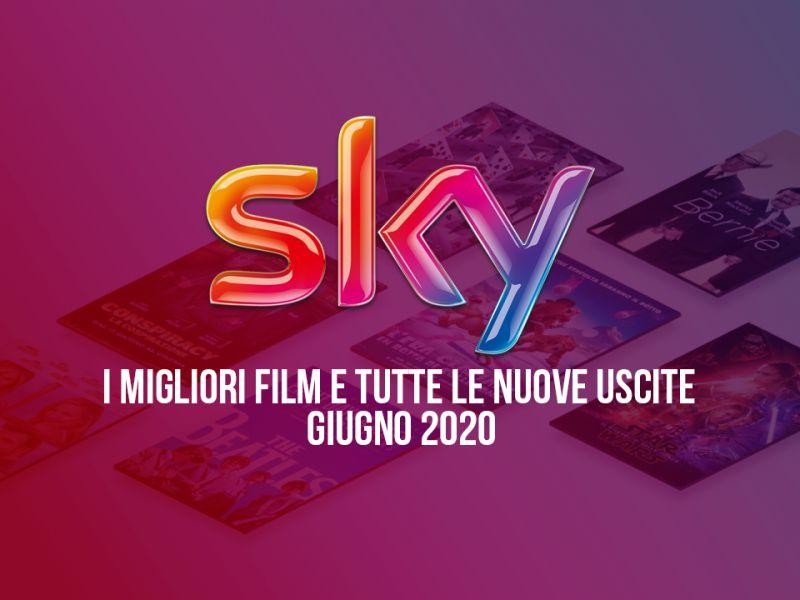 Sky: i film di giugno 2020, da Alita a Un giorno di pioggia a New York
