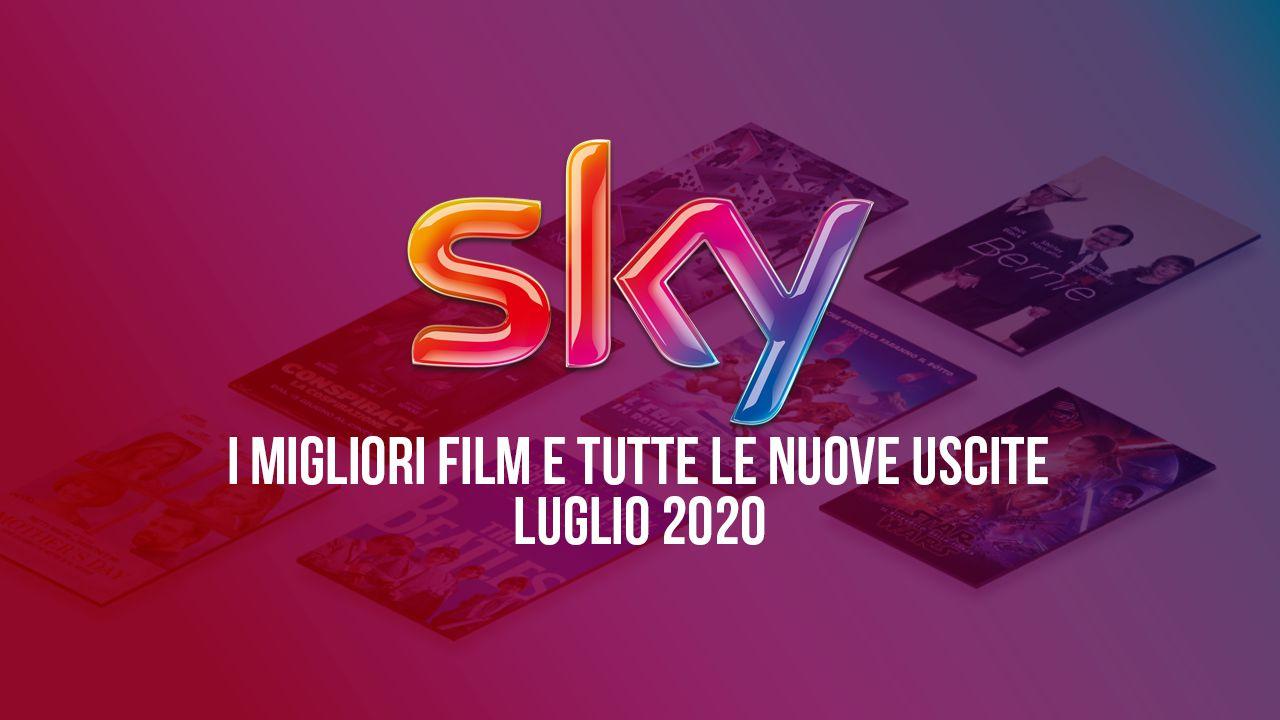 speciale Sky: i film di luglio 2020, da Detective Pikachu a Zombieland Doppio colpo