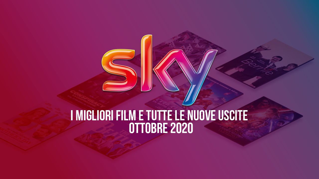 speciale Sky: i film di ottobre 2020, da Terminator - Destino oscuro a The Farewell