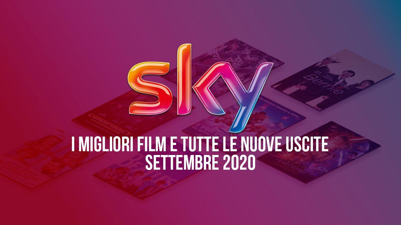 Sky: i film di settembre 2020, da Dolor y gloria a Jojo Rabbit