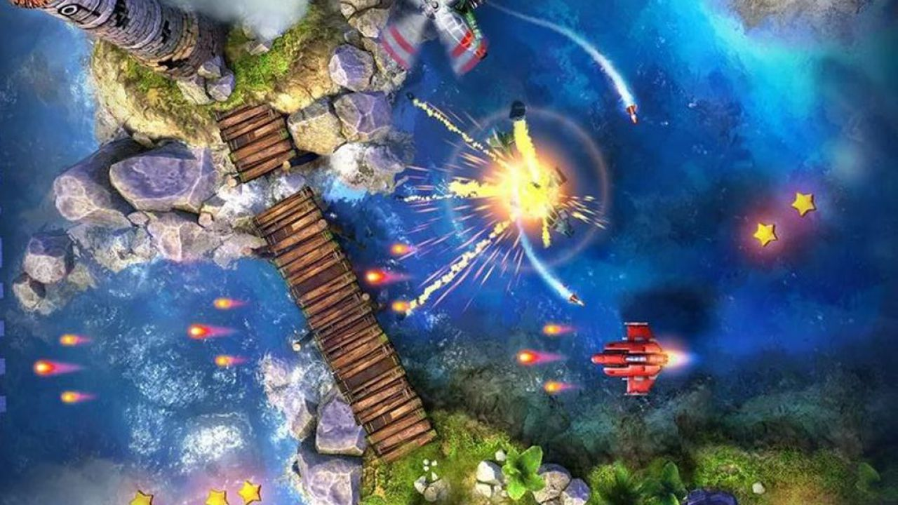 recensione Sky Force 2014