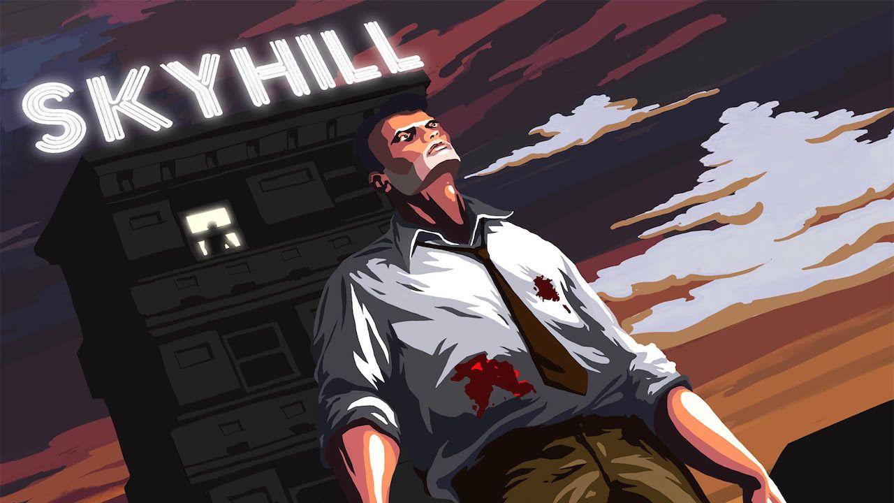 recensione Skyhill