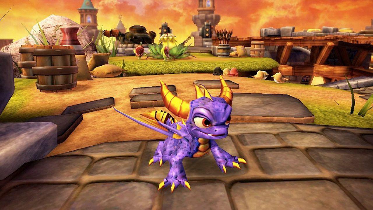 anteprima Skylanders Spyro's Adventure
