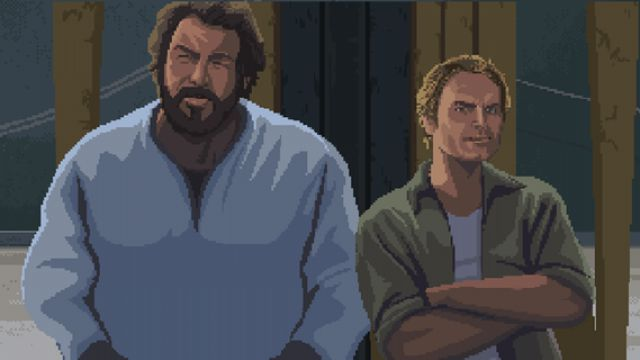 Slaps and Beans: provato il gioco di Bud Spencer & Terence Hill