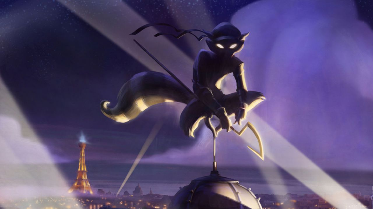 anteprima Sly Cooper: Thieves in Time