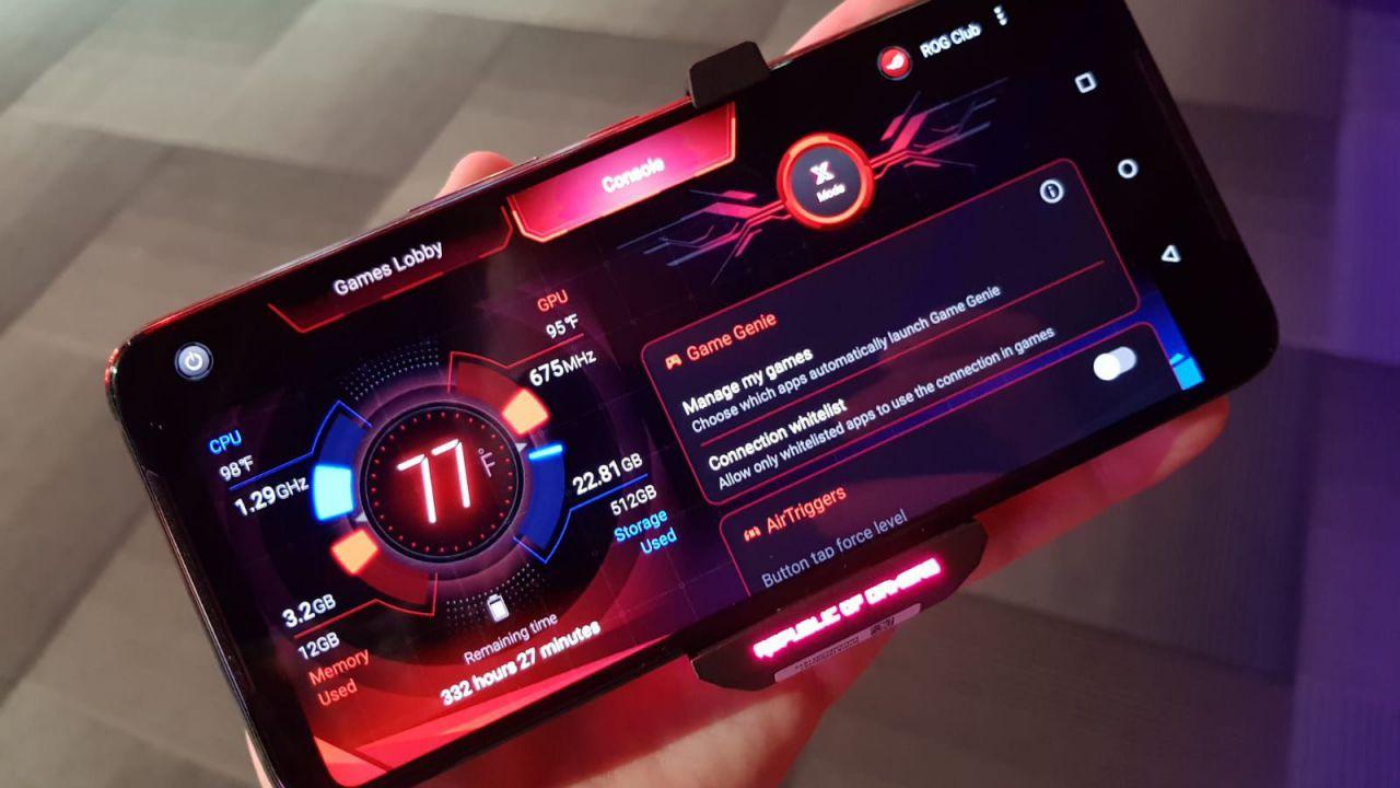 speciale Smartphone da gaming, la strada tracciata da Asus con il Rog Phone 2