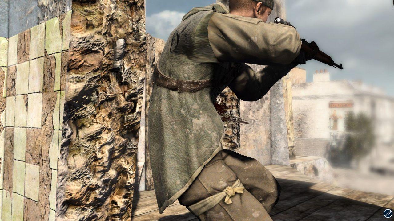 hands on Sniper Elite 3: Afrika