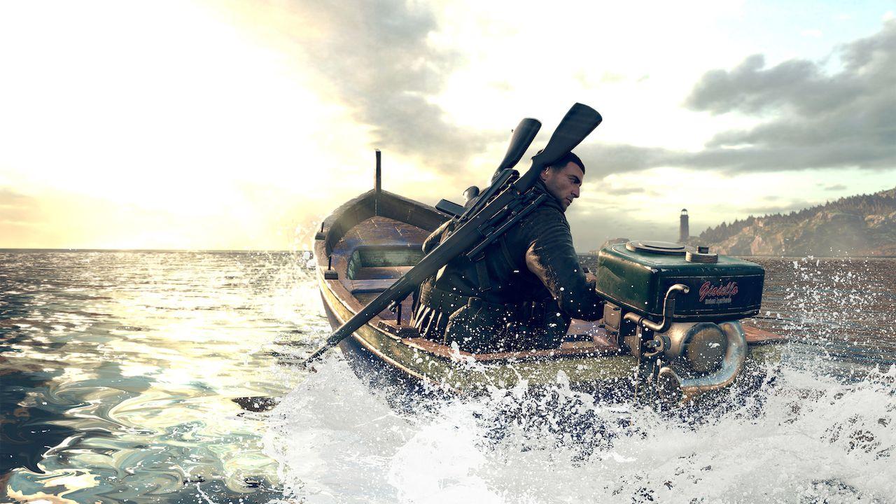 provato Sniper Elite 4: cecchini su Nintendo Switch