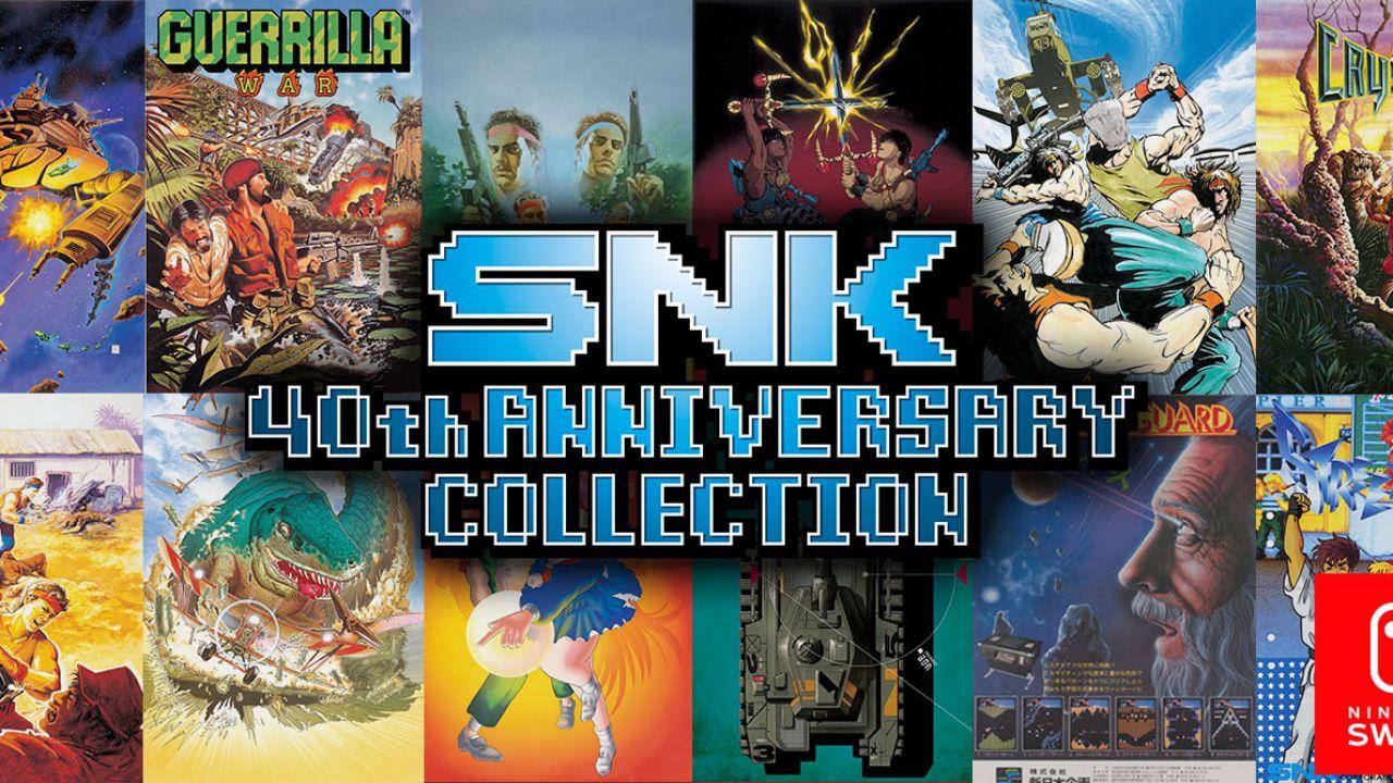 recensione SNK 40th Anniversary Collection Recensione: una raccolta per i nostalgici