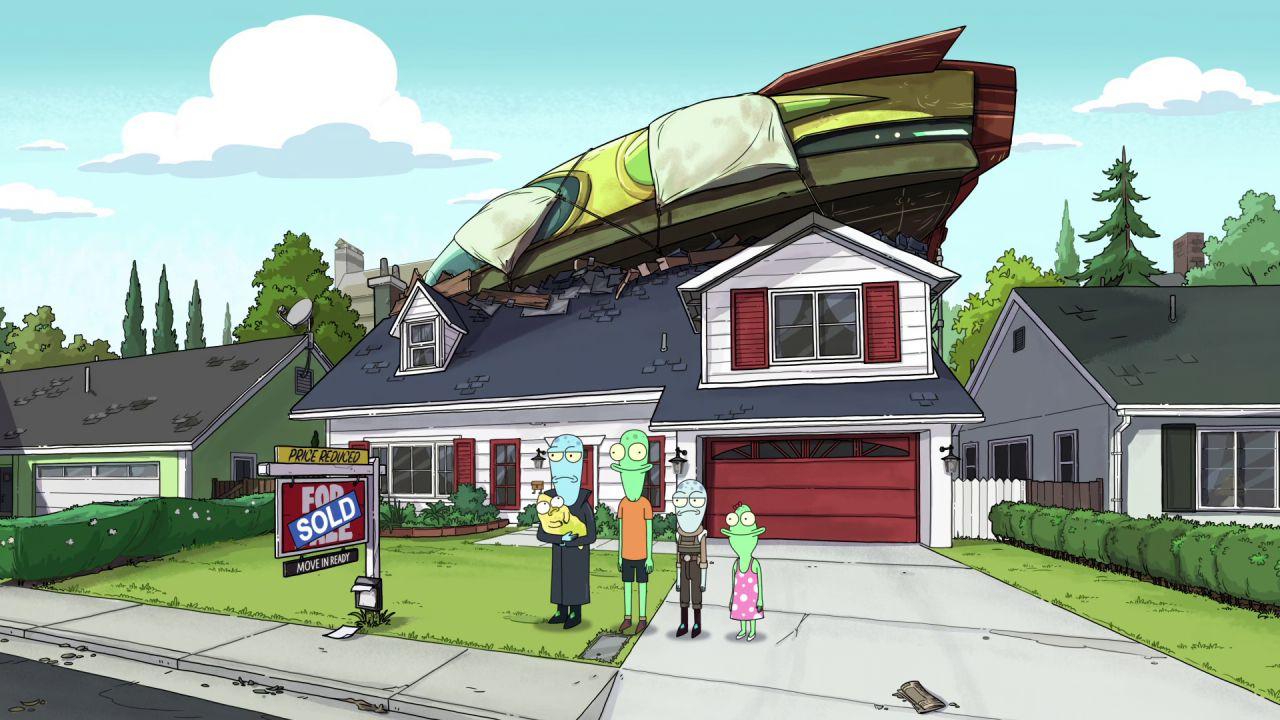 recensione Solar Opposites Recensione: la folle serie animata in arrivo su Disney+