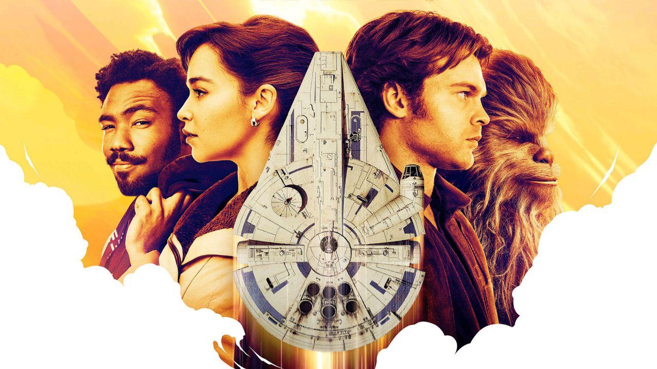 recensione Solo: A Star Wars Story, recensione del film di Ron Howard