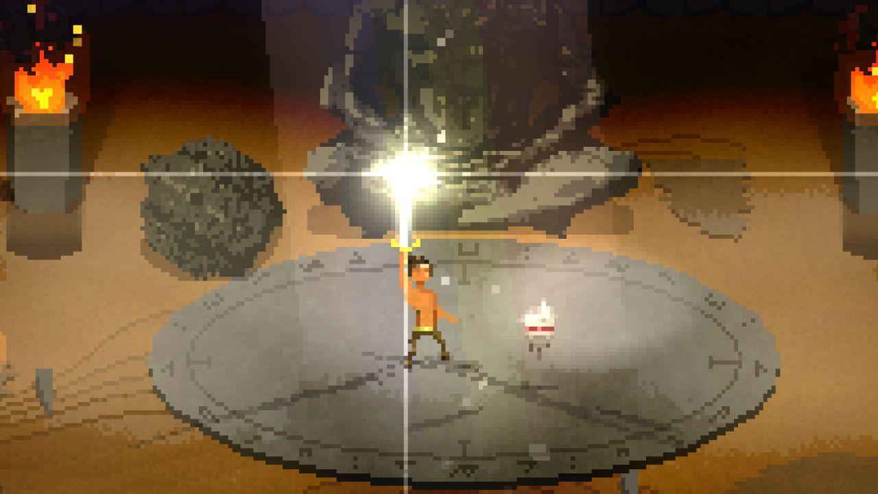 recensione Songbringer Recensione: Hyper Light Drifter incontra The Legend of Zelda