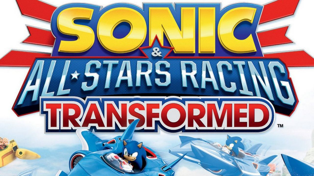 hands on Sonic & All-Stars Racing Transformed