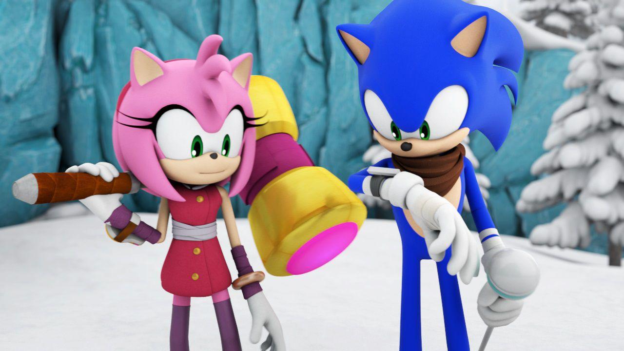 provato Sonic Boom: Fuoco & Ghiaccio