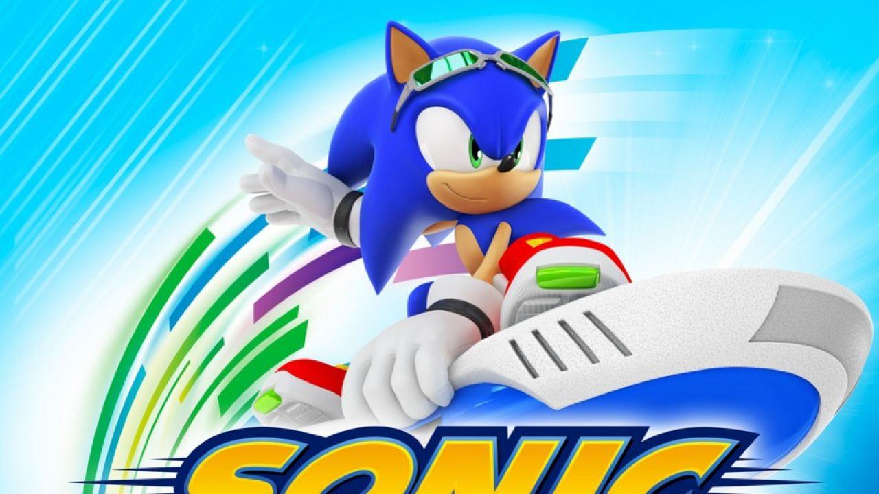 recensione Sonic Free Riders
