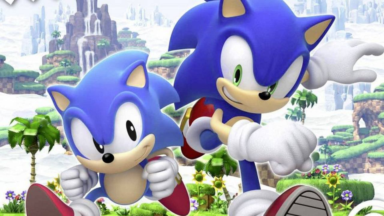 first look Sonic Generations