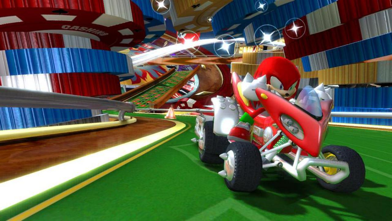 recensione Sonic & Sega All Star Racing