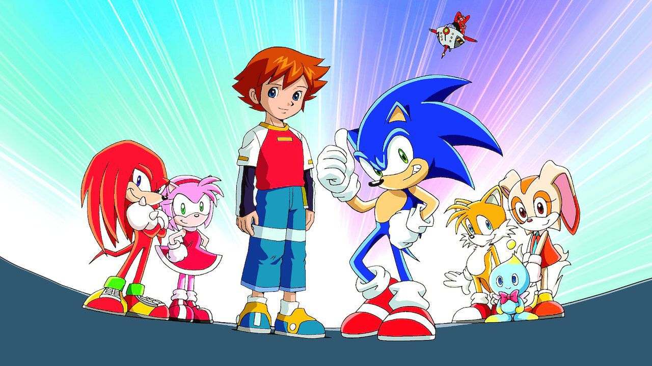 recensione Sonic X: recensione della prima stagione disponibile su Netflix