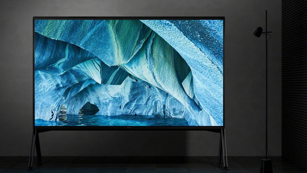 speciale Sony: la gamma TV 2019 è ufficiale, 8K, 4K e dimensioni fino a 98 pollici