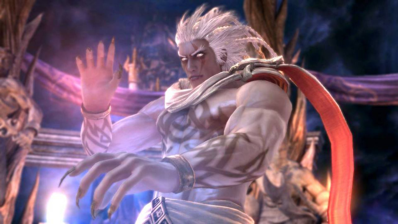 hands on Soul Calibur V