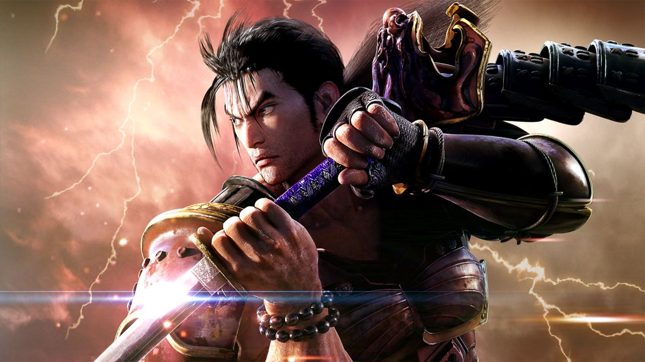 SoulCalibur 6: il quinto DLC con il Character Creation Set B