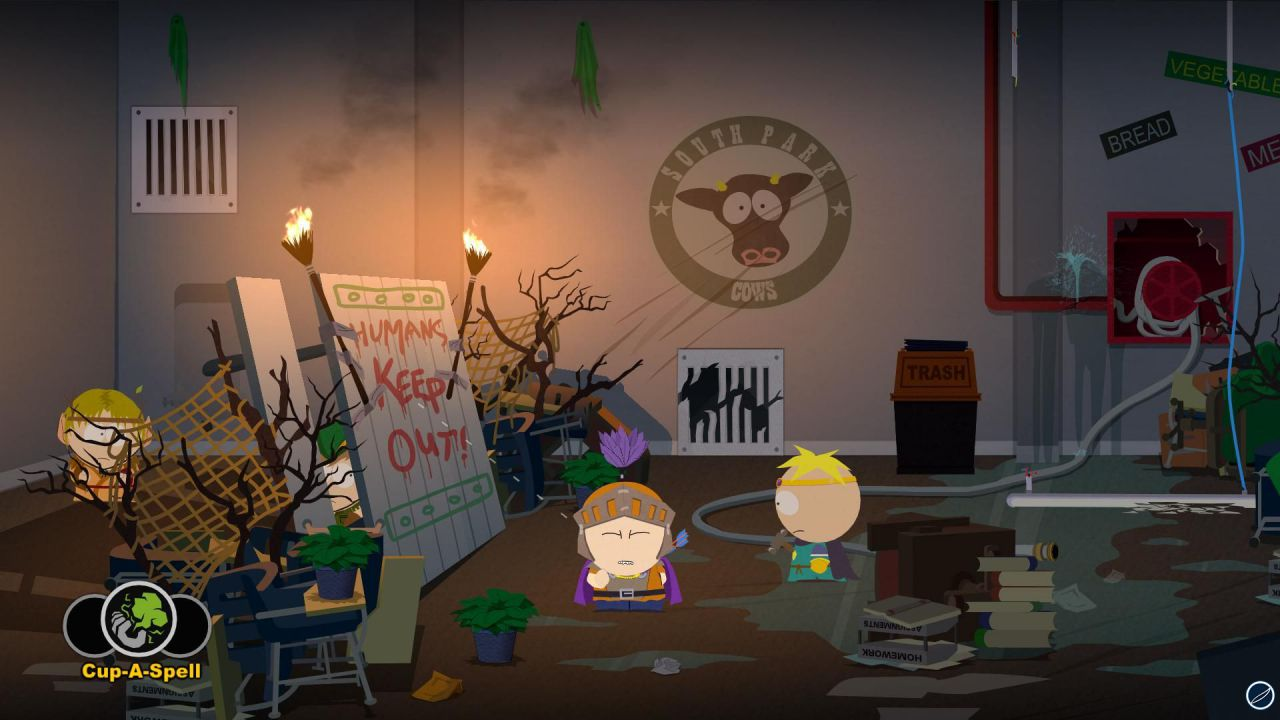 anteprima South Park: The Stick of Truth