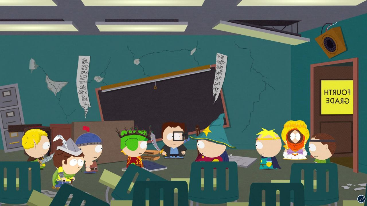 hands on South Park: The Stick of Truth