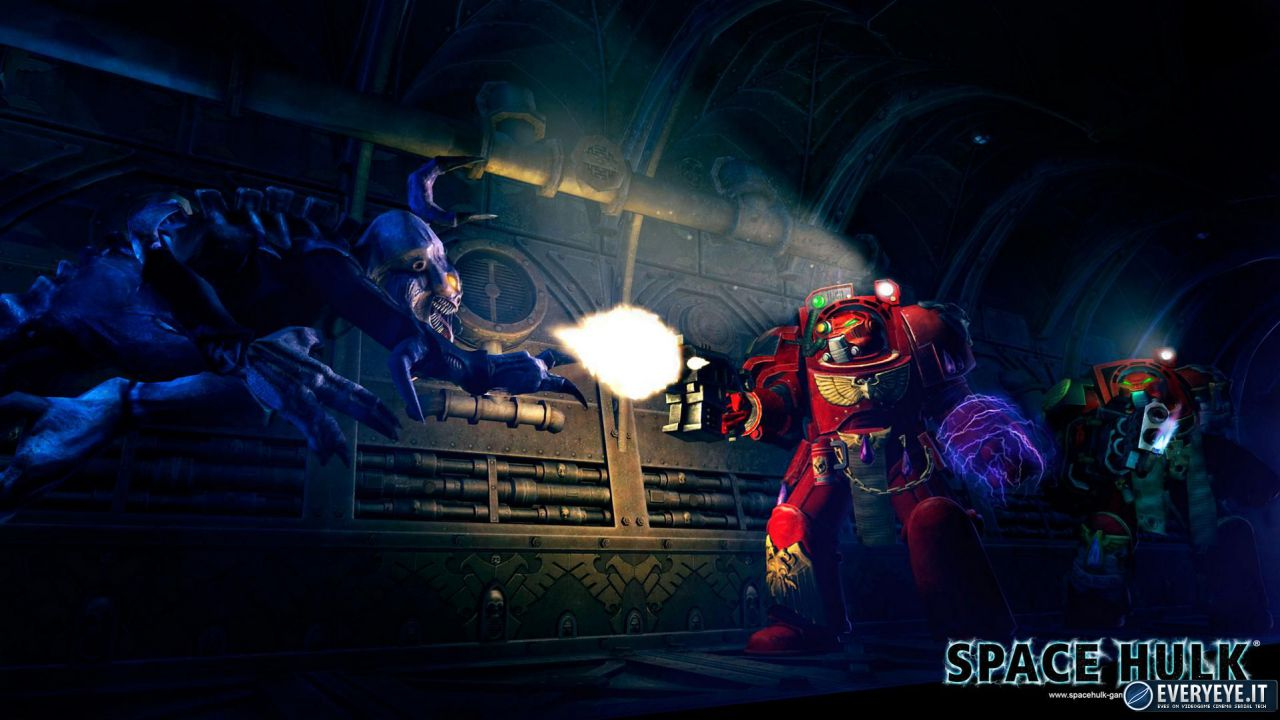 hands on Space Hulk