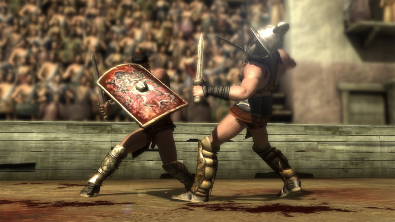 recensione Spartacus Legends