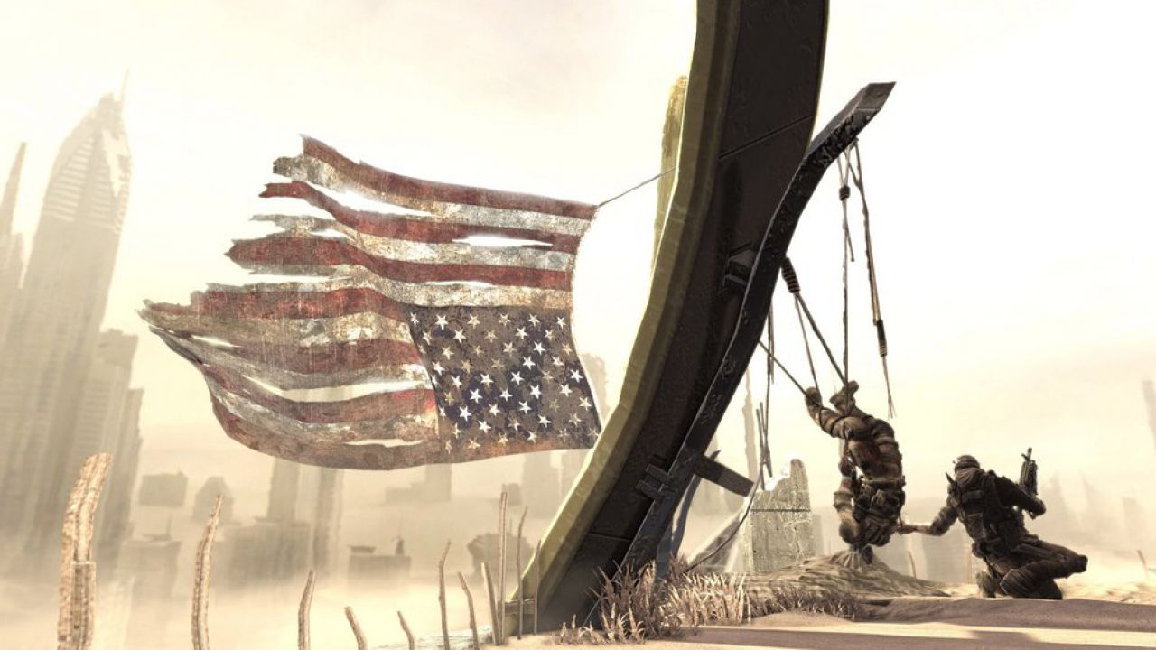 hands on Spec Ops: The Line