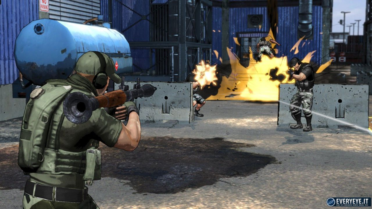 recensione Special Forces: Team X