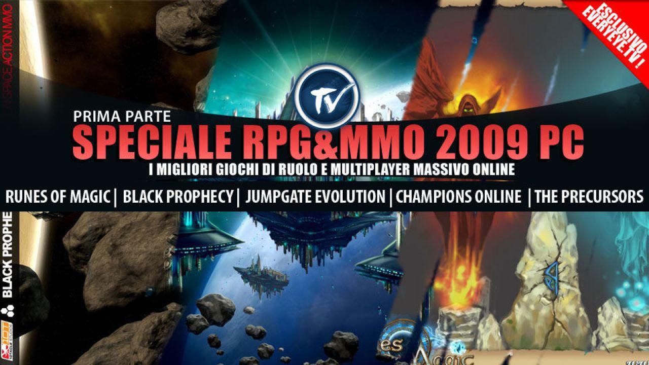 MMO incontri giochi online