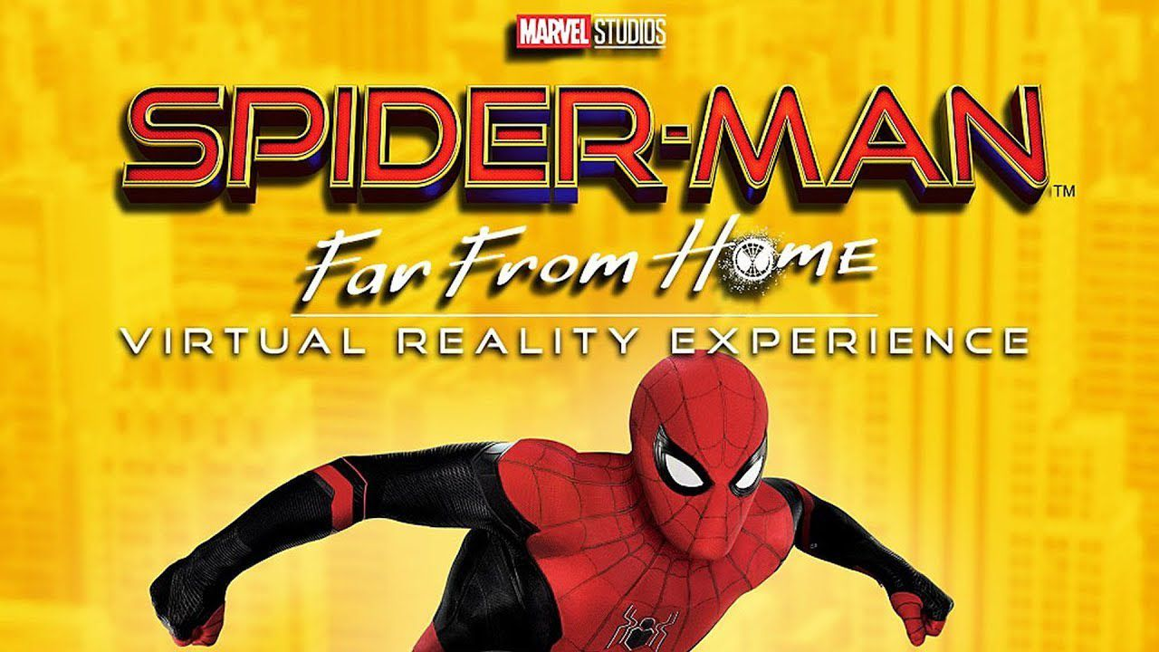 Spider-Man Far From Home VR Experience Recensione: l'Uomo