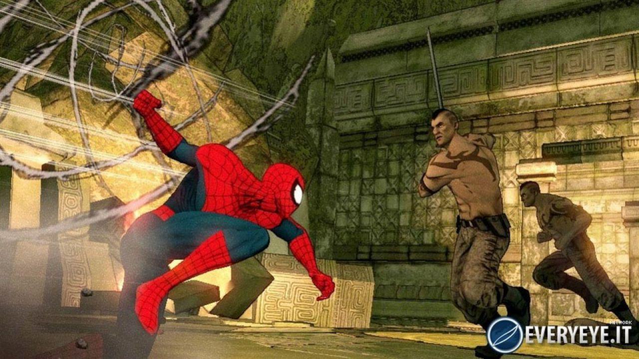anteprima Spider-Man: Shattered Dimensions