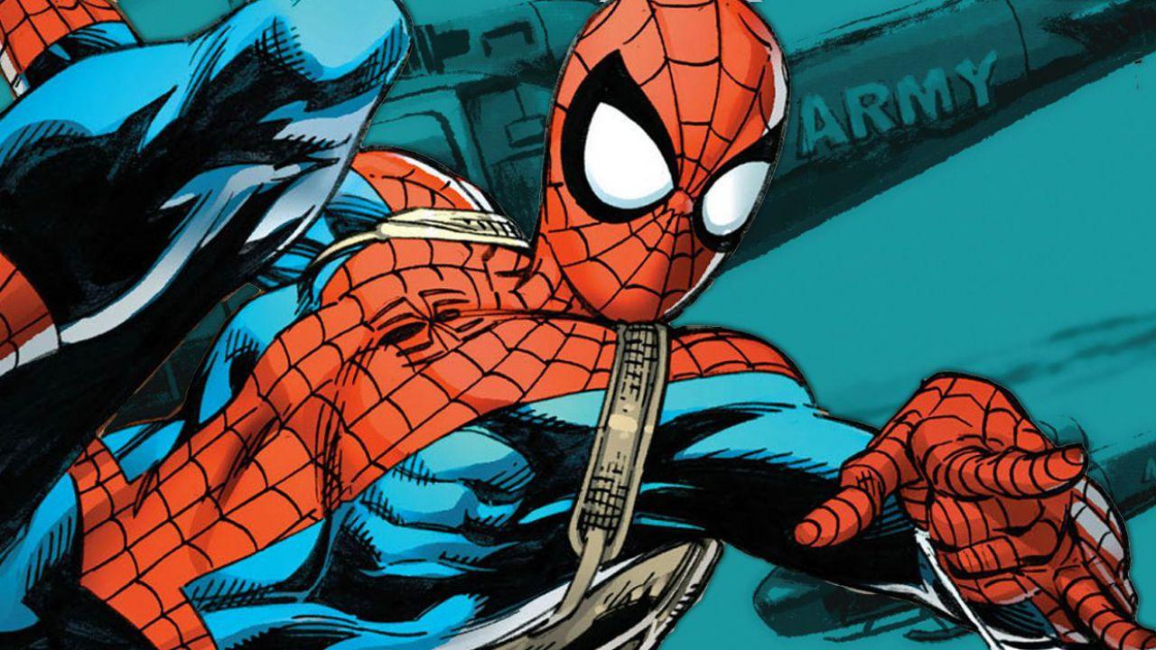 recensione Spider-Man : la storia della mia vita, la Recensione del fumetto Marvel