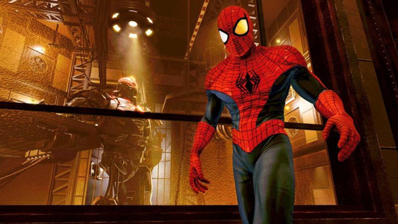 recensione Spiderman: Edge of Time
